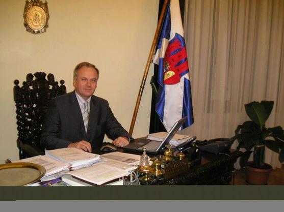 prof. Ireneusz Soliński - w pracy