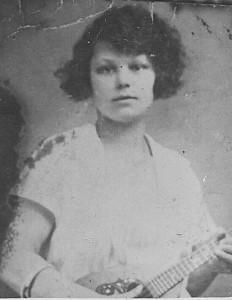 Agata Fruga przed 1930r