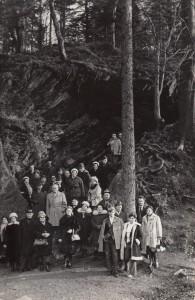 wycieczka babci Lili do Krosna