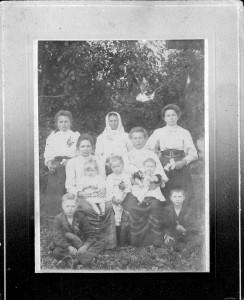 Babcia Regina z Czajkowskich Barylinaaaa