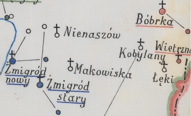 Mapa kościół 2