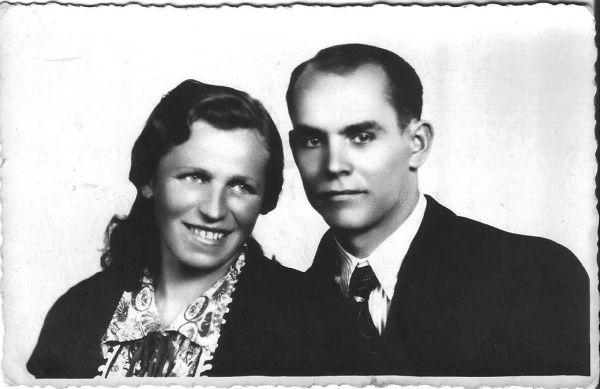 Bronisława i Karol Rogalowie